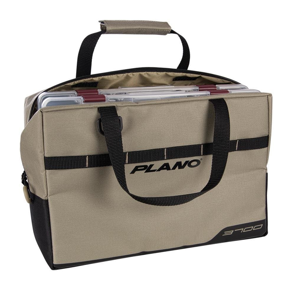 Plano Weekend Series 3700 Speedbag - 2 Stowaways Included - Tan - Outdoor