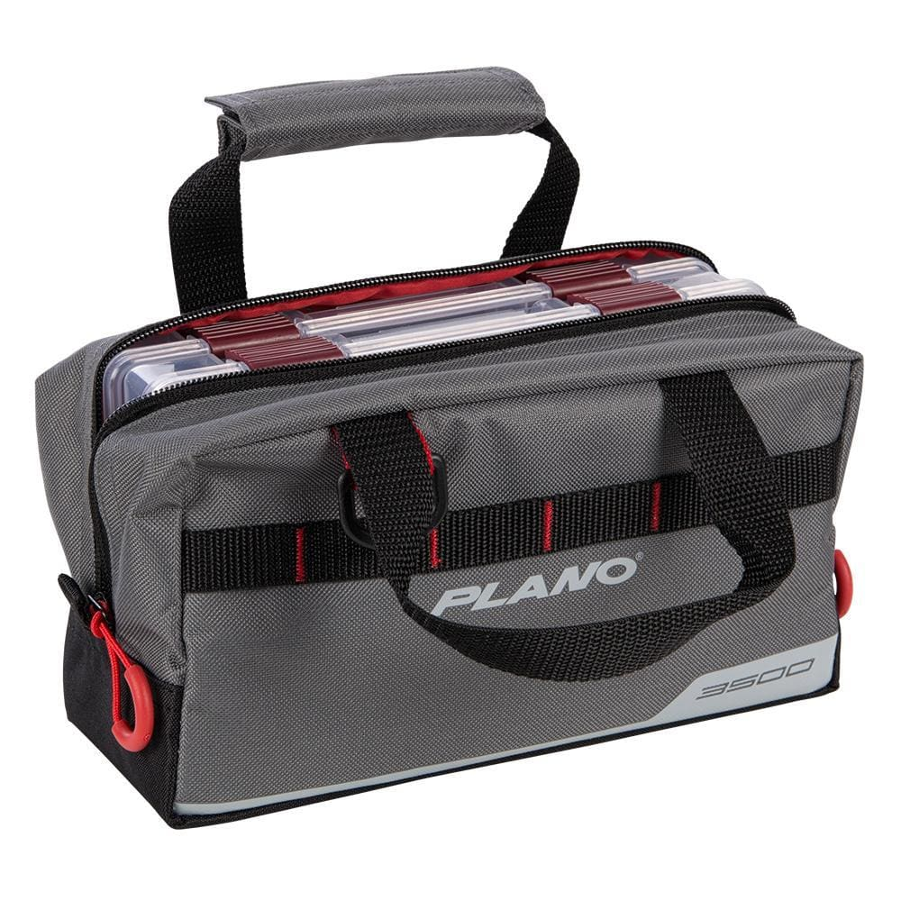 Plano Weekend Series Speedbag - 2-3500 Stowaway® Included - Gray - Outdoor