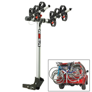 ROLA Bike Carrier - TX w-Tilt - Hitch Mount - 3-Bike - Outdoor