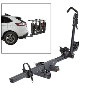 ROLA Convoy 4-Bike Carrier - Trailer Hitch Mount - 2 Base Unit - Outdoor