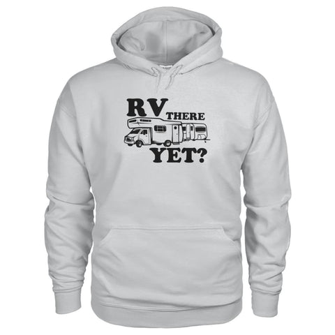 RV There Yet Hoodie - Ash Grey / S - Hoodies