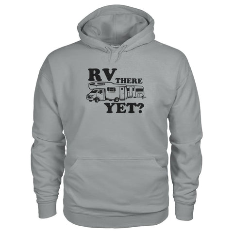 RV There Yet Hoodie - Sport Grey / S - Hoodies