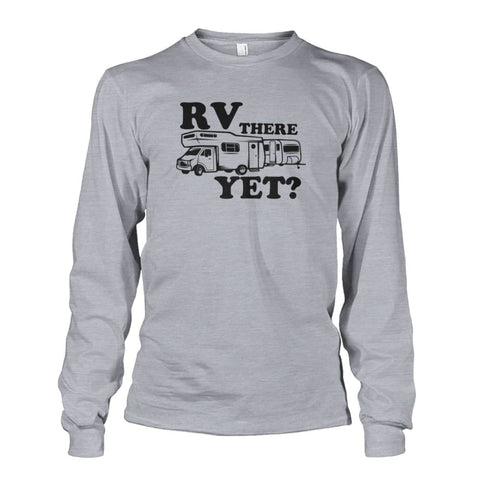 RV There Yet Long Sleeve - Sports Grey / S - Long Sleeves