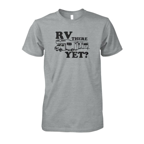 Image of RV There Yet Tee - Sport Grey / S - Short Sleeves