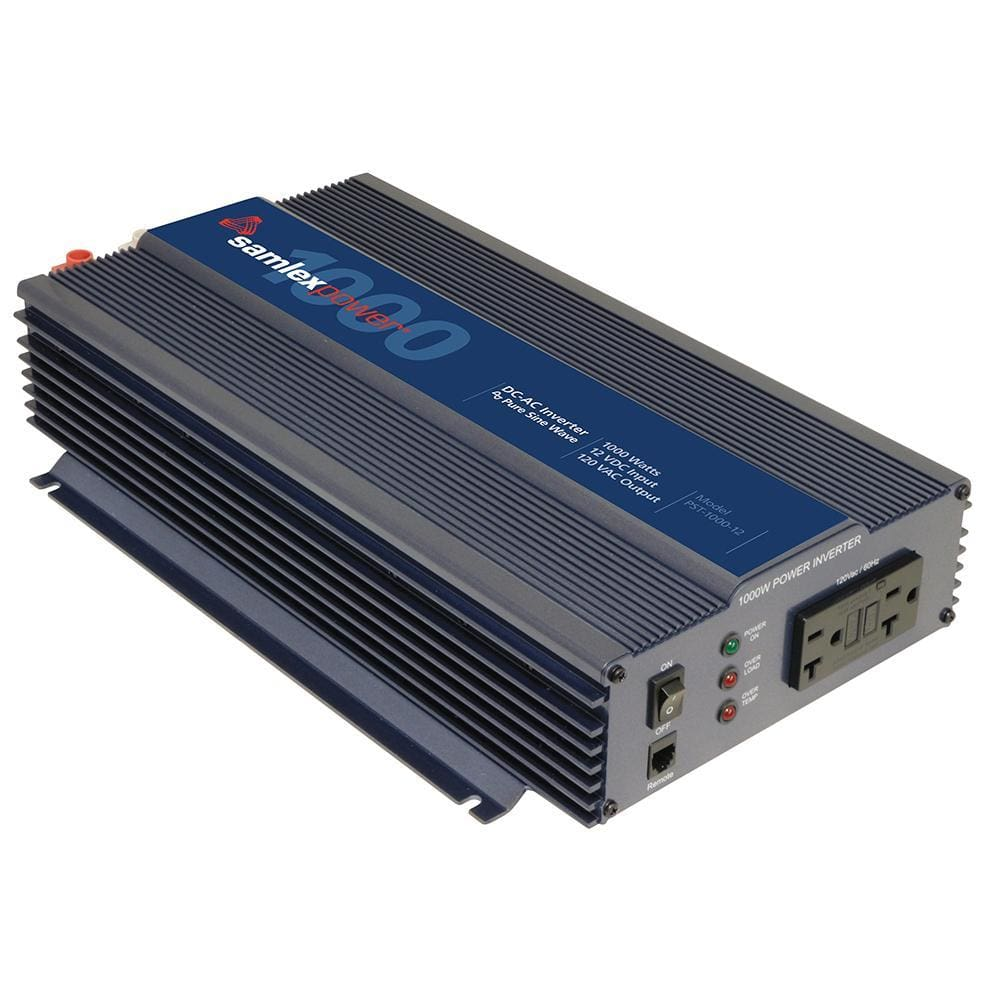Samlex 1000W Pure Sine Wave Inverter - 12V - Automotive/RV