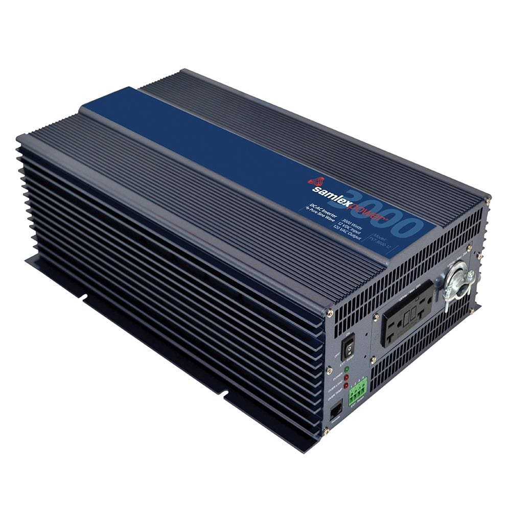 Samlex 3000W Pure Sine Wave Inverter - 12V - Automotive/RV