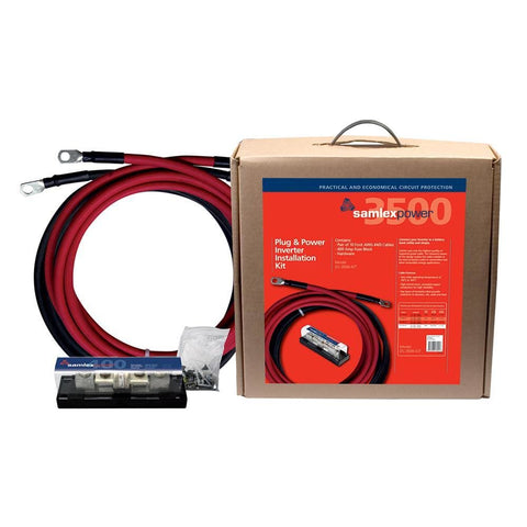Samlex 400A Inverter Installation Kit f-3500W Inverter - Automotive/RV