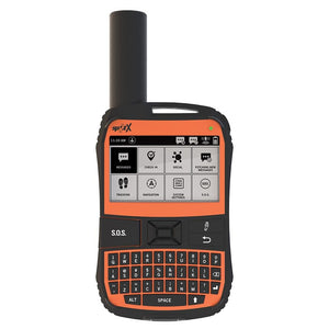 SPOT X 2-Way Satellite Messaging GPS Tracking & SOS Feature w-GEOS Qwerty Keyboard - Outdoor