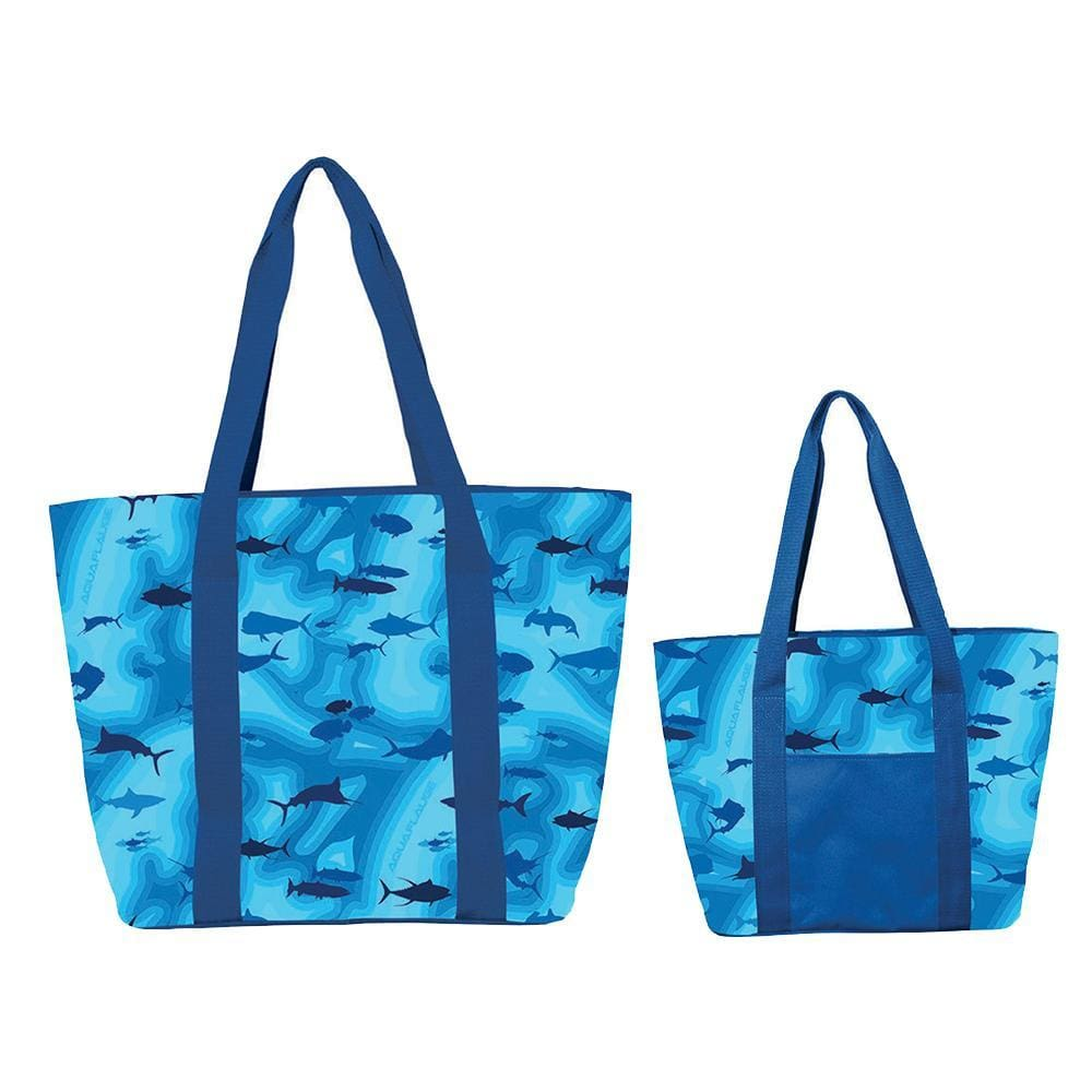 Taylor Made Stow n Go Cooler Tote - Blue Sonar - Outdoor