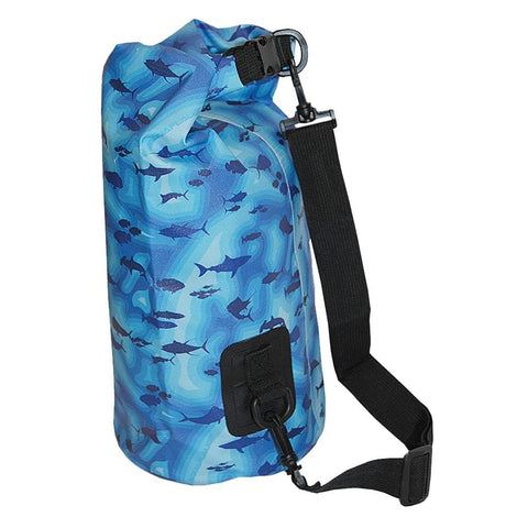 Taylor Made Stow n Go Dry Bag - Blue Sonar - Outdoor
