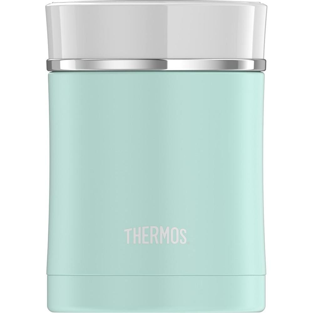 Thermos Sipp Stainless Steel Food Jar - 16 oz. - Matte Turquoise - Outdoor