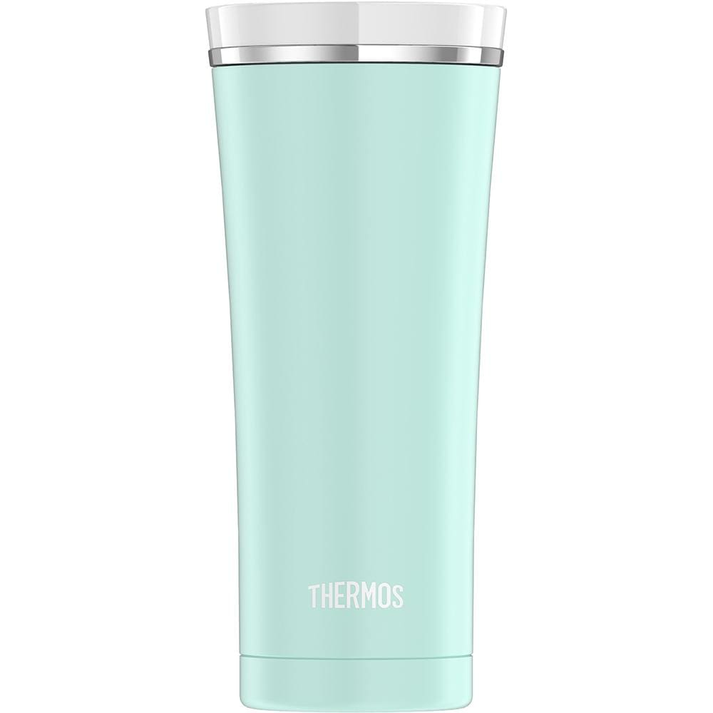 Thermos Sipp Stainless Steel Travel Tumbler - 16 oz - Matte Turquoise - Outdoor