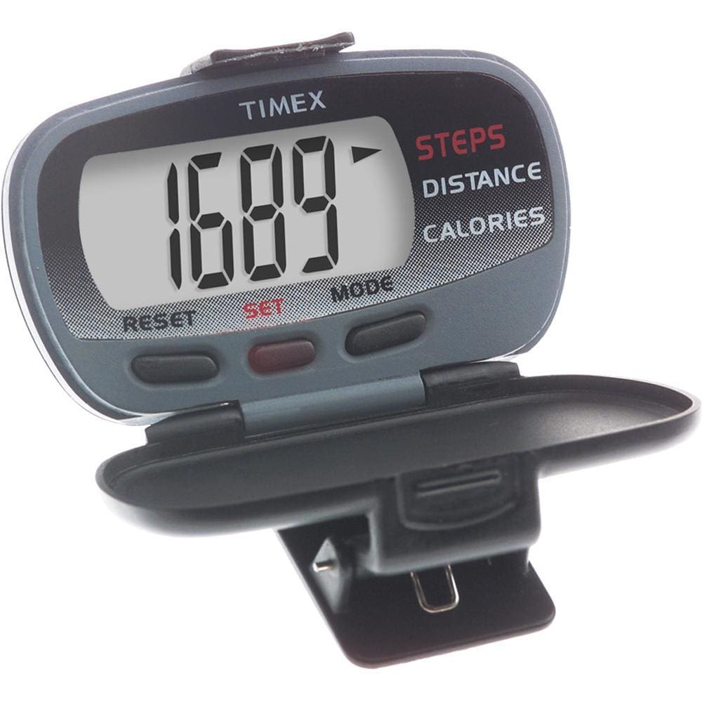 Timex Ironman Pedometer w-Calories Burned - Outdoor