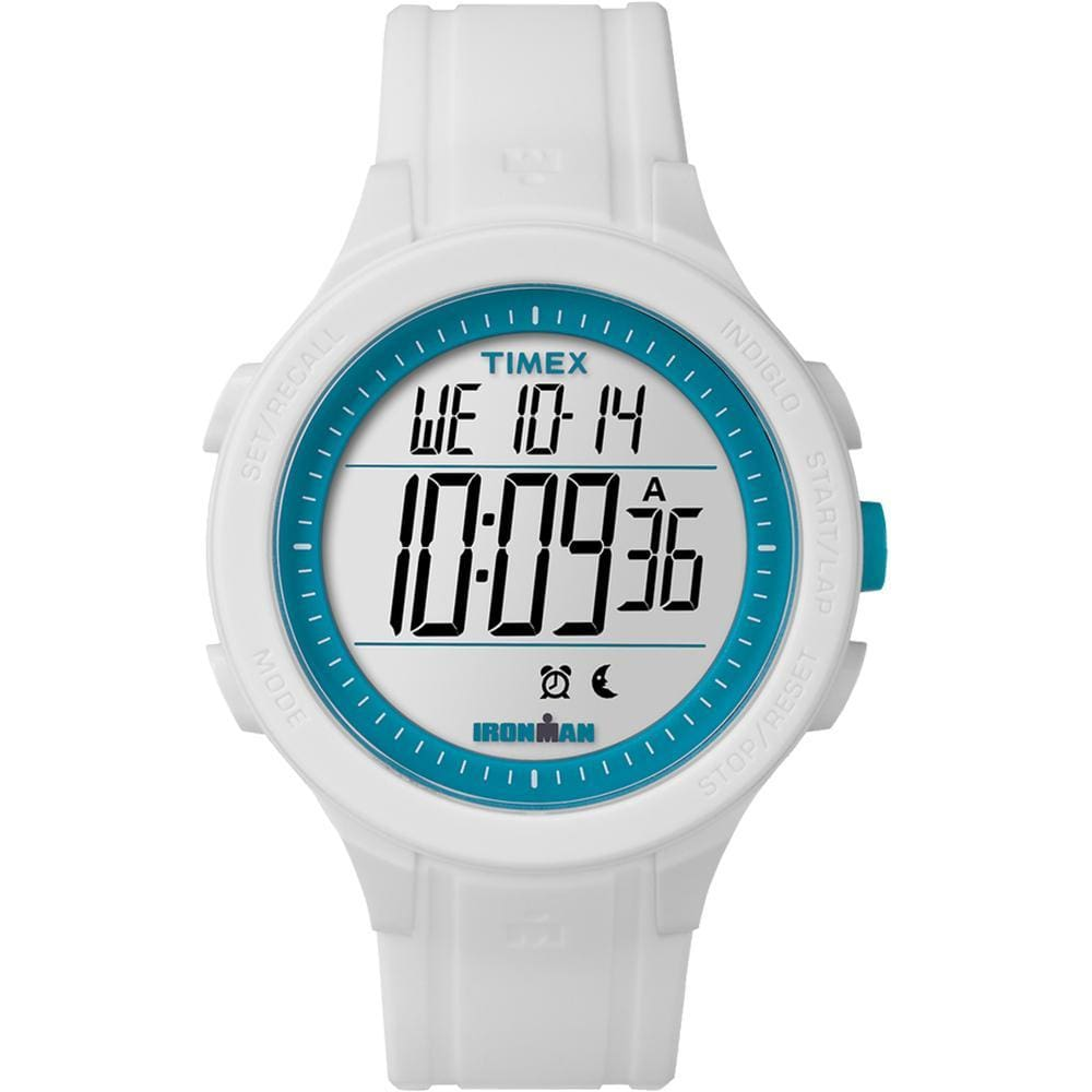 Timex IRONMAN® Essential 30 Unisex Watch - White - Outdoor