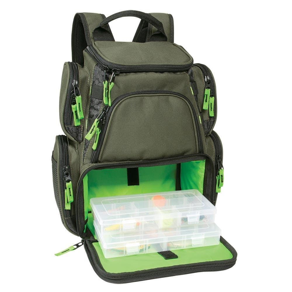 Wild River Multi-Tackle Small Backpack w-2 Trays - Outdoor