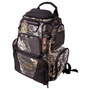 Wild River NOMAD Mossy Oak Tackle Tek Lighted Backpack w-o Trays - Outdoor