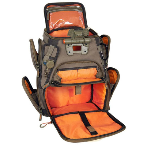 Wild River RECON Lighted Compact Tackle Backpack w-o Trays - Outdoor