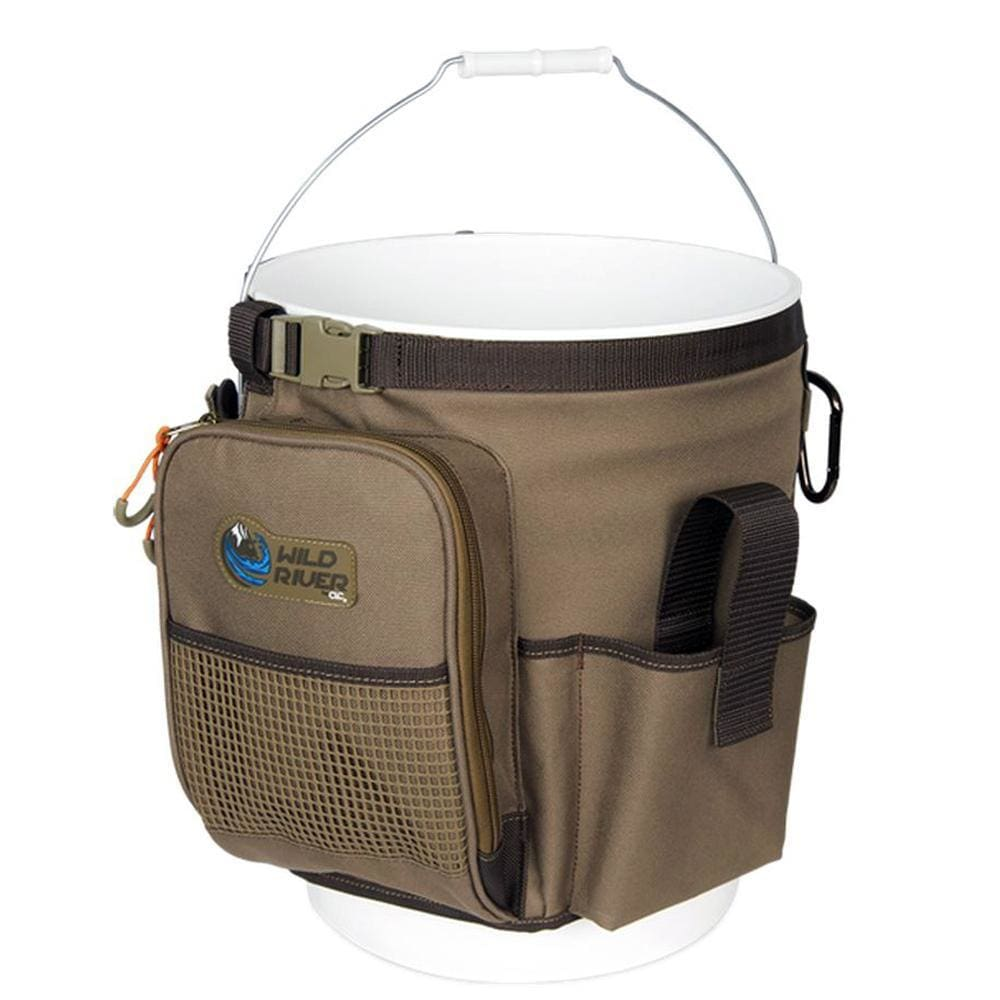 Wild River RIGGER 5 Gallon Bucket Organizer w-o Accessories - Outdoor