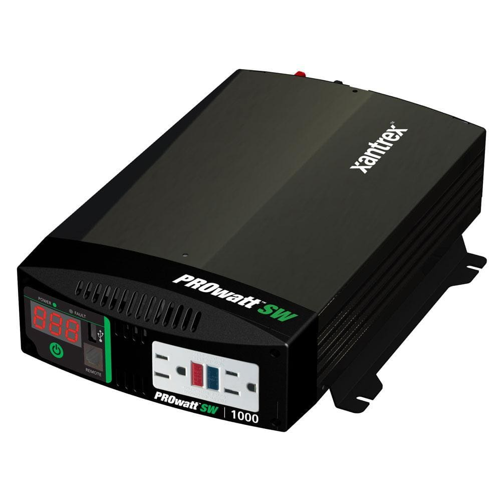 Xantrex PROwatt SW1000 - True Sine Wave Inverter - Automotive/RV