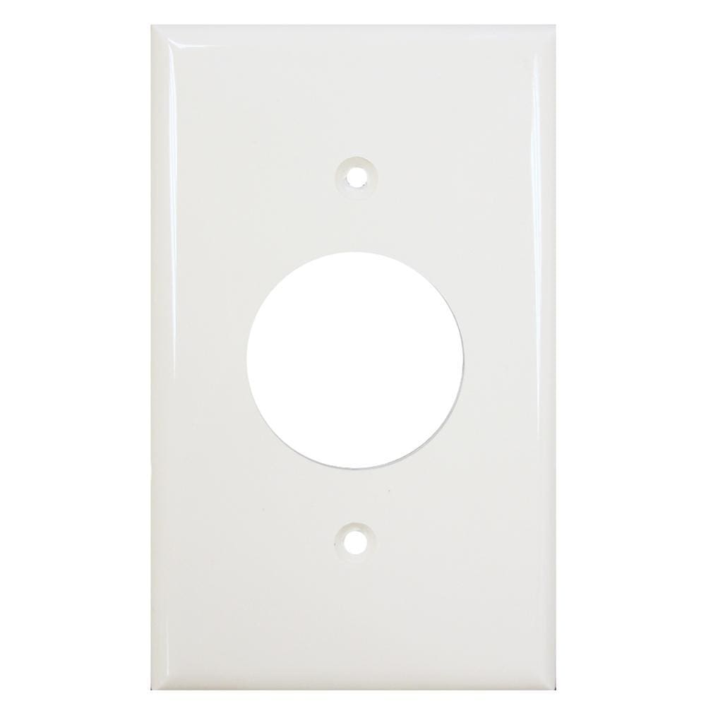 Xintex Conversion Plate - CMD-4 to CMD-5 - White - Automotive/RV