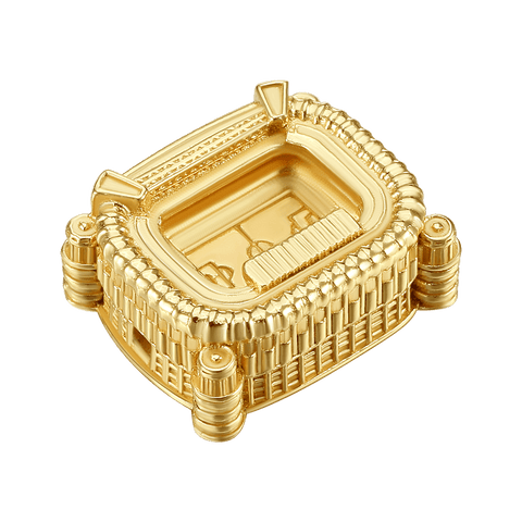 My Arena Santiago Bernabeu 3taDium 925 sterling silver and 14K gold plated
