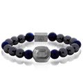 Camp Nou 3taDium Defender 10 Blue Tiger Eye and Hematite