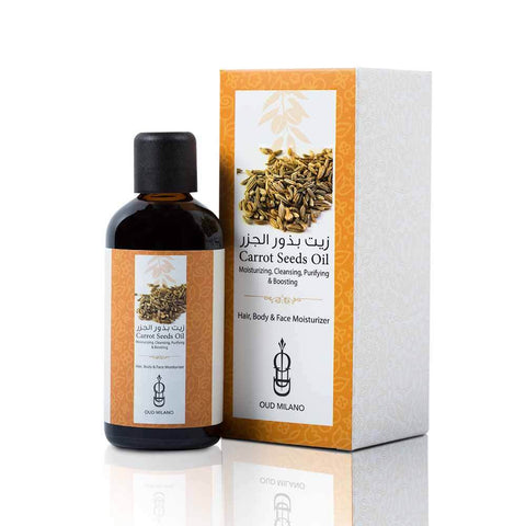 Carrot Seeds Oil
