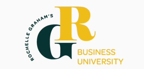 The Rochelle Graham Business University is a place for visionaries to come and learn how to chart a course for their lives and businesses.