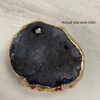 Black Druzy Phone Grip 9
