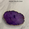 Purple Druzy Phone Grip 4