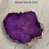 Purple Druzy Phone Grip 9