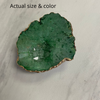 Green Druzy Phone Grip 4