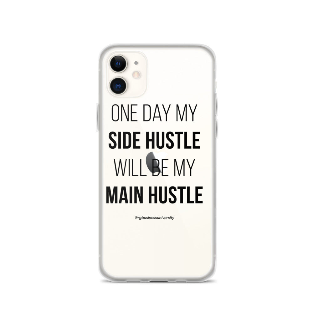 """One Day..."" iPhone Case"