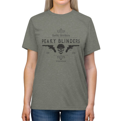 Shelby Company Peaky Blinders TriBlend T-Shirt