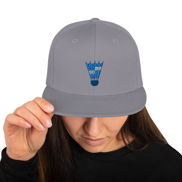 KC Shuttlecocks Snapback Hat