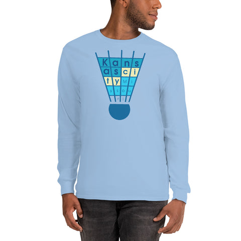 KC Shuttlecocks Long Sleeve Shirt