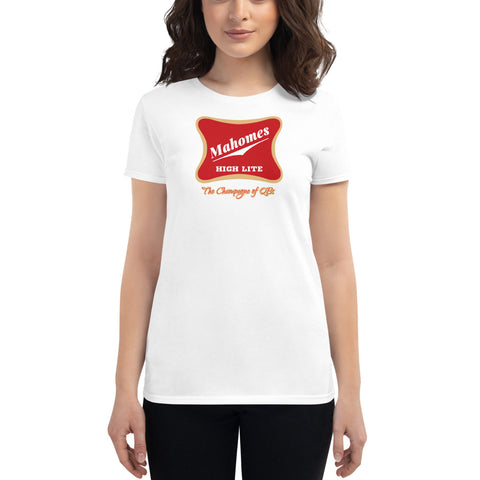 Champagne of QBs Women's T-Shirt