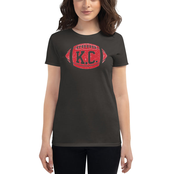 Old School Football Women's T-Shirt