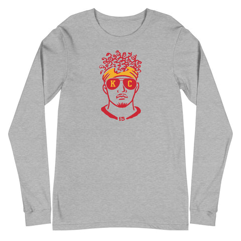 Cool Mahomes Long Sleeved T-Shirt