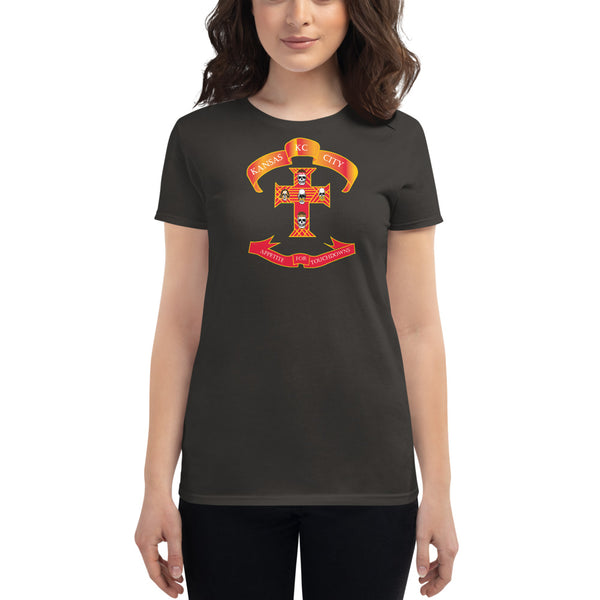 Appetite for Touchdowns Women's T-shirt