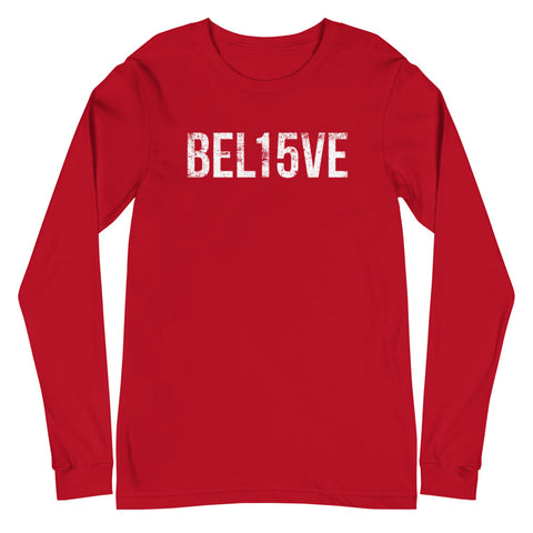 BEL15VE Long-Sleeved T-Shirt