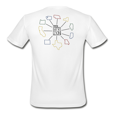HFR Dri-Fit T-Shirt - white