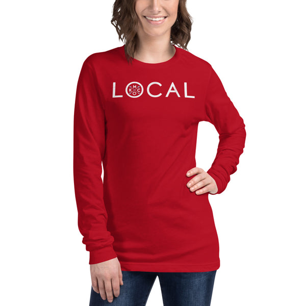 KC Local Long-Sleeved Unisex T-Shirt