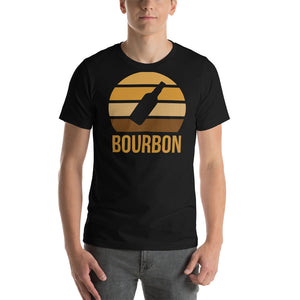 Bourbon Bottle T-Shirt