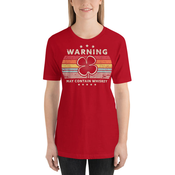 May Contain Whiskey T-Shirt