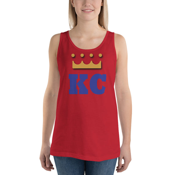 Crowns on Top Tank Top