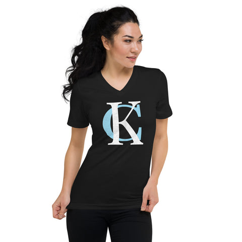 King KC V-Neck T-Shirt