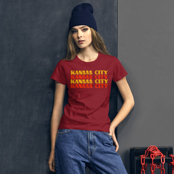 We Love KC Women's T-Shirt