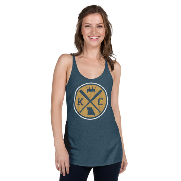 Kansas City Spirit Women's Racerback Tank