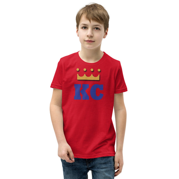 Crowns on Top Youth T-Shirt